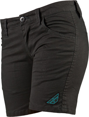 Fly Racing - Fly Racing Ladies Mid-Length Shorts 357-02014
