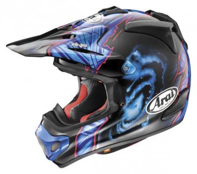 Arai Helmets - Arai Helmets VX-Pro 4 Barcia Helmet 814601