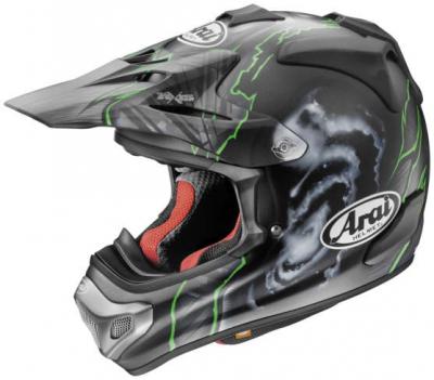 Arai Helmets - Arai Helmets VX-Pro 4 Barcia Helmet 814695