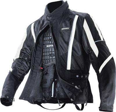 Spidi - Spidi Netwin All Season Jacket D69-011-3X