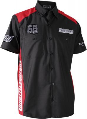 Throttle Threads - Throttle Threads Parts Unlimited Shop Shirts PSU30S28BR3R