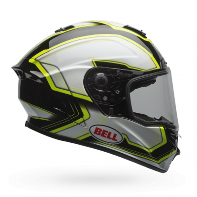 Bell Powersports - Bell Powersports Star Full Face Pace Helmet 7069768