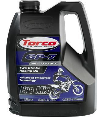 Torco - Torco GP-7 Racing 2T Oil T930077SE