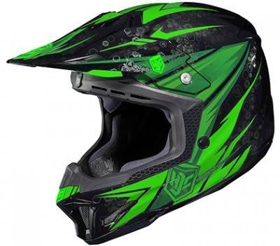 HJC - HJC CL-X7 Pop N Lock Helmet 744-942
