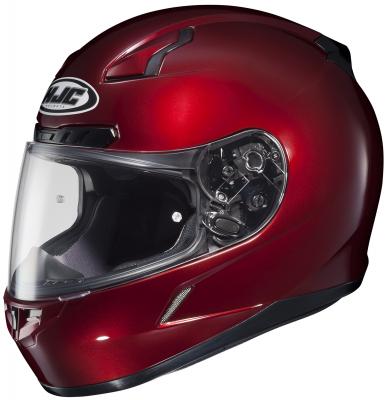 HJC - HJC CL-17 Solid Color Helmets 824-263