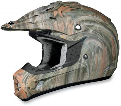 AFX - AFX FX-17 Helmet Camo 0110-1821