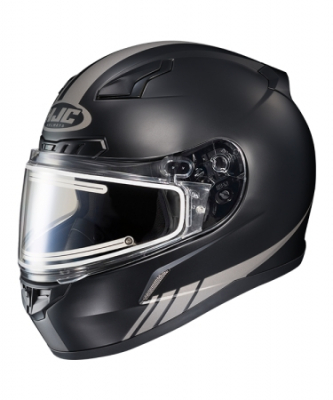 HJC - HJC CL-17 Streamline Electric Snow Helmet 57-29551