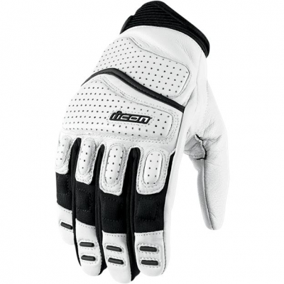 Icon - Icon Superduty 2 Leather Gloves 3301-1357