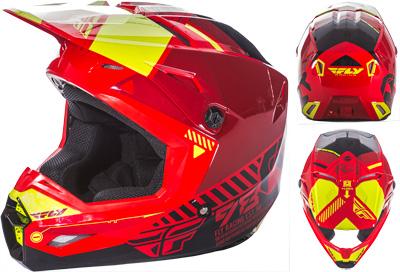 Fly Racing - Fly Racing Kinetic Elite Onset Helmet 73-8502S