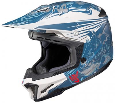 HJC - HJC CL-X7 El Lobo Helmet 742-824