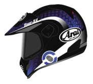Arai Helmets - Arai Helmets XD-4 Mesh Helmet 807395