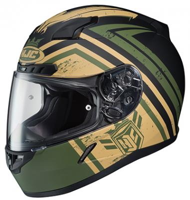 HJC - HJC CL-17 Mech Hunter Helmet 0851-1734-07