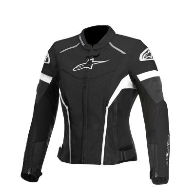 Alpinestars - Alpinestars 2015 Stella GP Plus R Perforated Leather Jacket 3110615-12-46