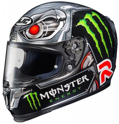 HJC - HJC RPHA 10 Speed Machine Helmet 0801-2305-03
