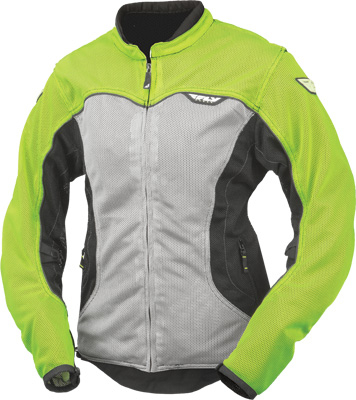 Fly Racing - Fly Racing Ladies Flux Air Jacket #5948 477-8036~3