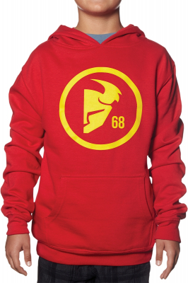 Thor - Thor Youth Gasket Pullover Fleece 3052-0339