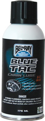 Bel Ray - Bel Ray Blue Tac Chain Lube 99060-A175W
