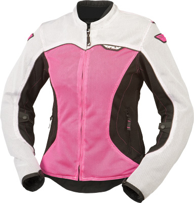 Fly Racing - Fly Racing Flux Air Women's Jacket #5948 477-8038~1