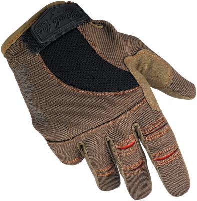 BILTWELL - BILTWELL Moto Gloves GL-XSM-BR-OR