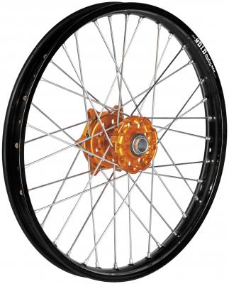 QTM/Brembo Offroad/ATV - QTM/Brembo Offroad/ATV Complete Rear Wheel 56-4061OB