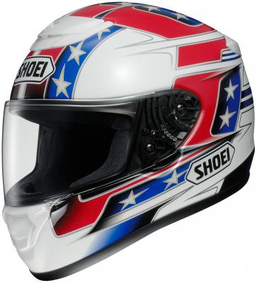 Shoei - Shoei Qwest Banner Helmet 0115-1401-08
