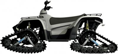 CAMSO - ATV - CAMSO - ATV ATV T4S Tatou Track System 6622-01-0993