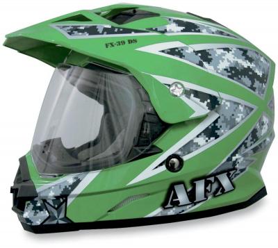 AFX - AFX FX-39 Dual Sport Helmet Urban 0110-2804
