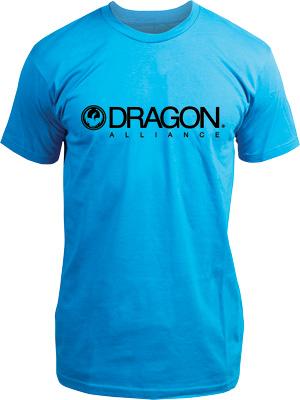 Dragon Alliance - Dragon Alliance Trademark T-Shirt 723-2568-05S