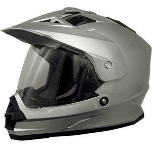 AFX - AFX FX-39 Dual Sport Helmet Solid Colors 0110-3158