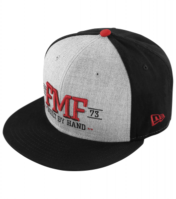 FMF Racing - FMF Racing District Cap SP6196100-HGR