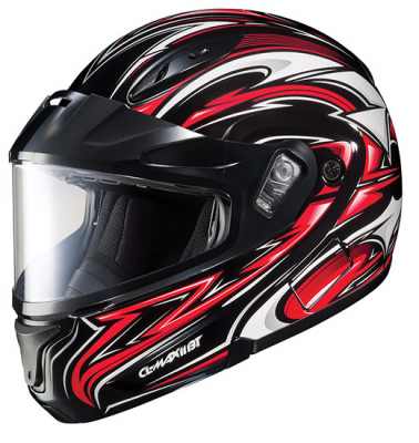 HJC - HJC CL-Max 2 Atomic Snowmobile Helmet 1145-1201-08