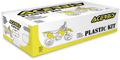 Acerbis - Acerbis Full Plastic Kit 2314200001