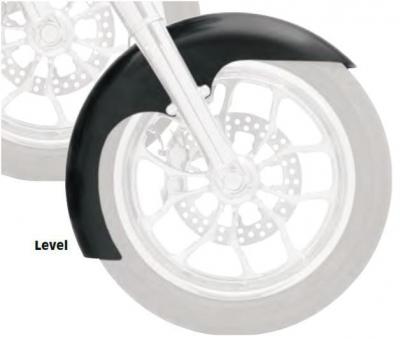Klock Werks - Klock Werks Tire Hugger Series Front Fender KW05-05-0008