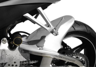 Hot Bodies - Hot Bodies Rear Tire Hugger K056R-HG-TIT