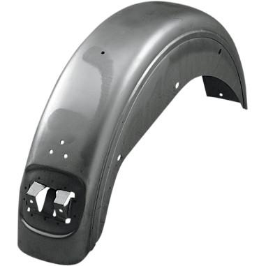 Drag Specialties - Drag Specialties Rear Fender With Taillight Mount -  Raw Steel DS-380043