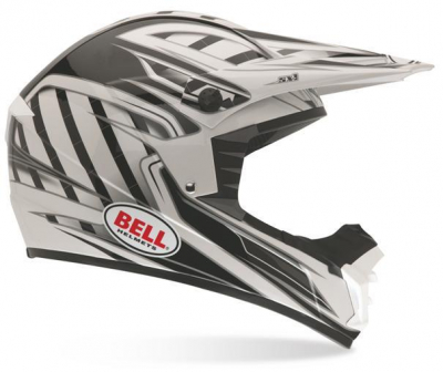 Bell Powersports - Bell Powersports SX-1 Switch Motocross Helmet 2036745