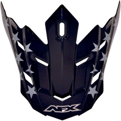 AFX - AFX Helmet Peak for FX-17Y 0132-0521