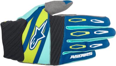 Alpinestars - Alpinestars Techstar Factory Adjustable Gloves 3561016-716-XL