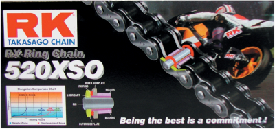 RK - RK 520 XSO RX-Ring Chain 520XSO106