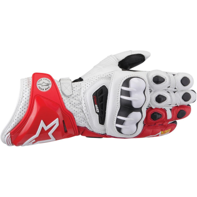 Alpinestars - Alpinestars GP Pro Leather Gloves 3556713-231-3XL