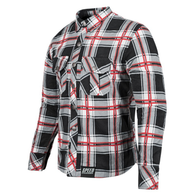Speed & Strength - Speed & Strength Rust and Redemption Armored Moto Shirt 878940
