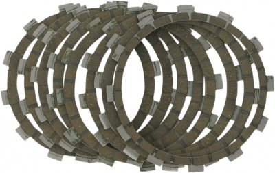 DP Brakes - DP Brakes Clutch Kit without Steel Friction Plates DPSK251
