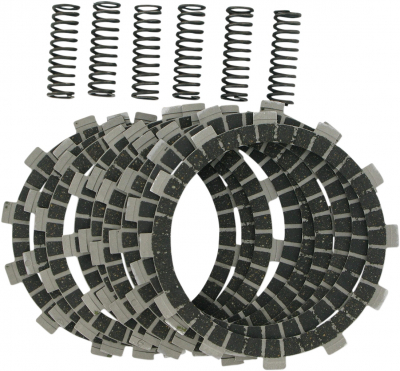 DP Brakes - DP Brakes Clutch Kit without Steel Friction Plates DPSK227