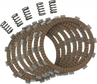 DP Brakes - DP Brakes Clutch Kit without Steel Friction Plates DPSK249