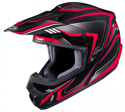 HJC - HJC CS-MX II Edge Helmet 326-912