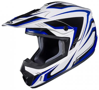 HJC - HJC CS-MX II Edge Helmet 326-922