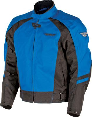 Fly Racing - Fly Racing Butane 3 Textile Motorcycle Jacket #5791 477-2052~8