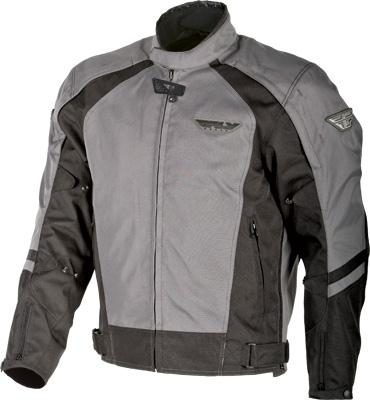 Fly Racing - Fly Racing Butane 3 Textile Motorcycle Jacket #5791 477-2053~6