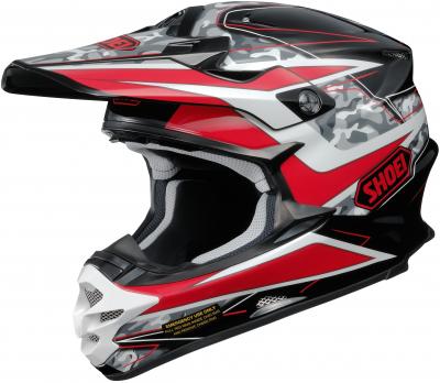 Shoei - Shoei VFX-W Turmoil Helmet 0145-8901-05