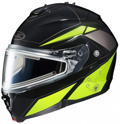 HJC - HJC IS-MAX II Elemental Snow Helmet with Electric Shield 1241-2113-04